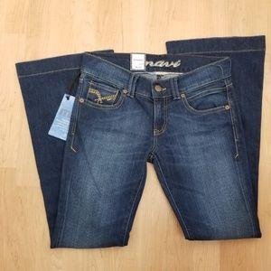 Mavi Jeans, Kate Bootcut Flare Jeans
